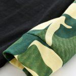 2 Pcs Baby Boy Camouflage Set Top & Pants 6