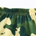 2 Pcs Baby Boy Camouflage Set Top & Pants 8
