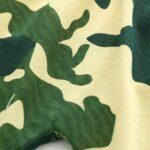 2 Pcs Baby Boy Camouflage Set Top & Pants 9