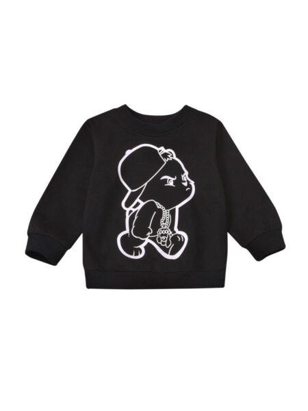 It's Not Fair Moody Bear Kid Sweatshirt