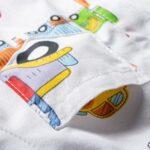 Baby Boy Car Printed Bowtie Jumpsuit 9