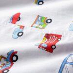 Baby Boy Car Printed Bowtie Jumpsuit 4
