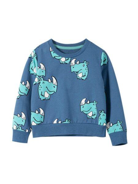 Kid Boy Rhinoceros Sweatshirt Wholesale BOYS Boys