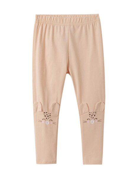 Kid Girl Leopard Legging Pants Wholesale