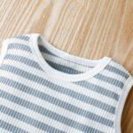 Infant Striped Tank Bodysuit 6