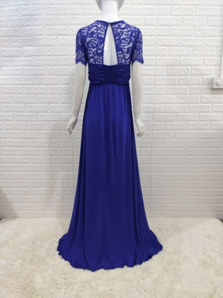 Maternity Photography Party Lace Maxi Dress 2