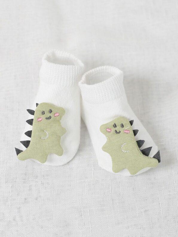 Baby Toddler Socks Dinosaur Animal Wholesale 15