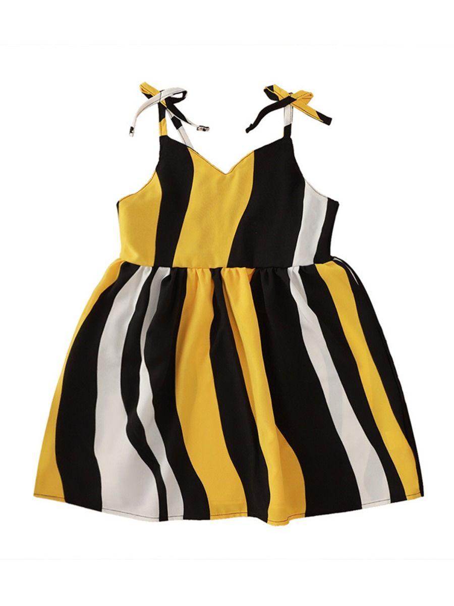 Tie-Dye Print Short Sleeve Rompers For Girls GIRLS Girls