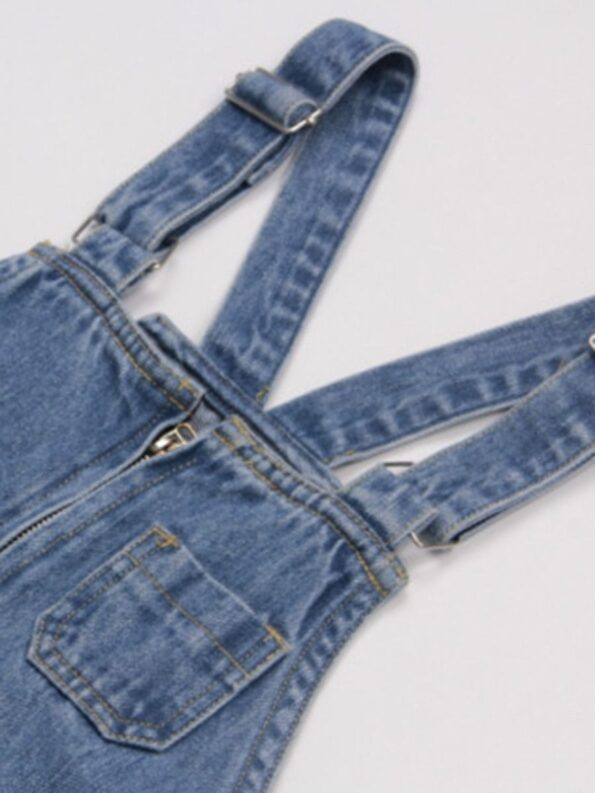 Denim Overalls Dresses 12