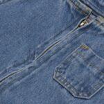 Denim Overalls Dresses 6