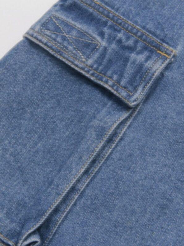 Denim Overalls Dresses 10