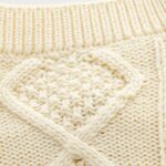 Solid Color Button Knitting Cardigan For Baby  Wholesale 8