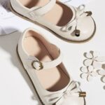 Toddler Kid Girl Party Shoes With Bowknot  Wholesale 4