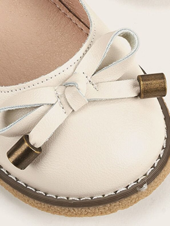Toddler Kid Girl Party Shoes With Bowknot  Wholesale 10