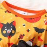 Halloween Mesh Dress For Baby Toddler Girl 7