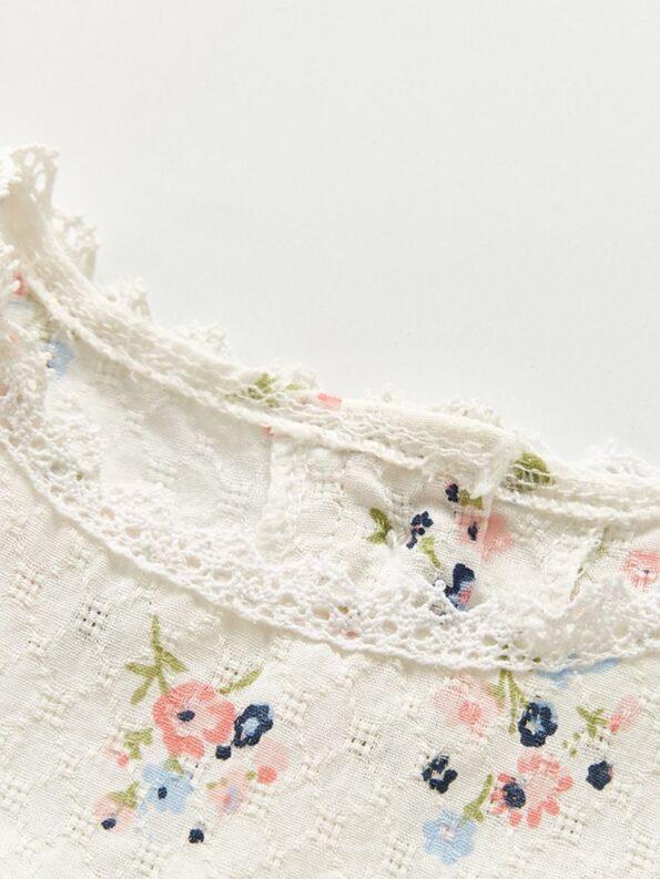 Flower Online Baby Girl Dress  Wholesale 10