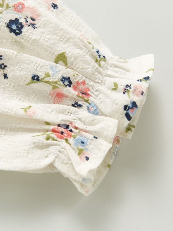 Flower Online Baby Girl Dress  Wholesale 9