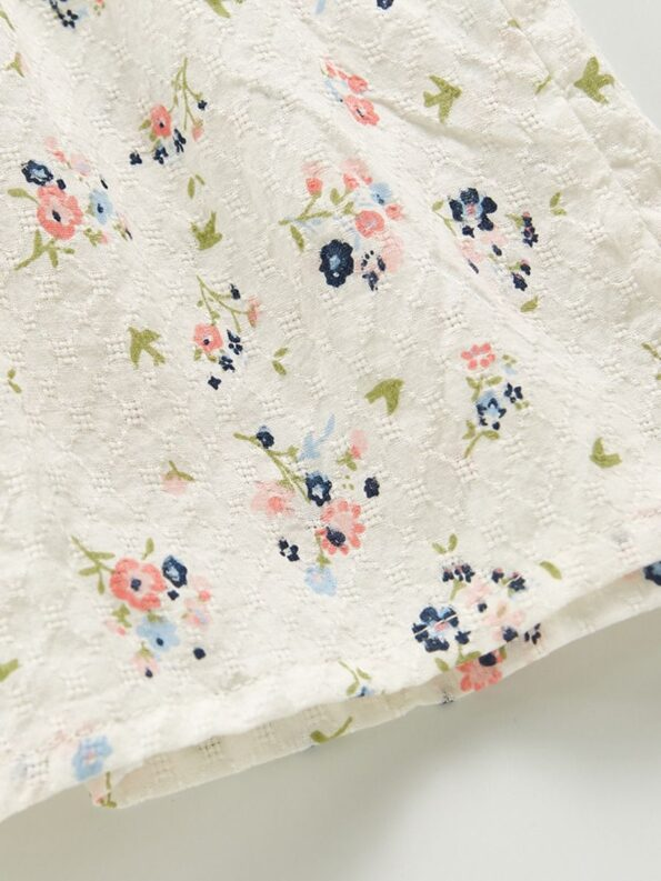 Flower Online Baby Girl Dress  Wholesale 8