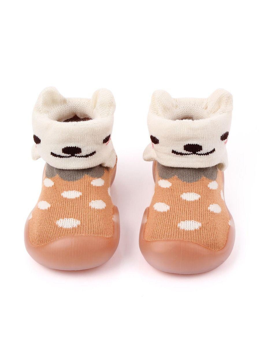 Polka Dots Slipper Socks Wholesale ACCESSORIES 2021-08-16