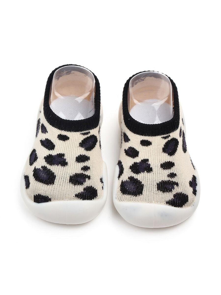 Baby Unisex Color Block Knit Crib Shoes Wholesale ACCESSORIES 2021-08-16