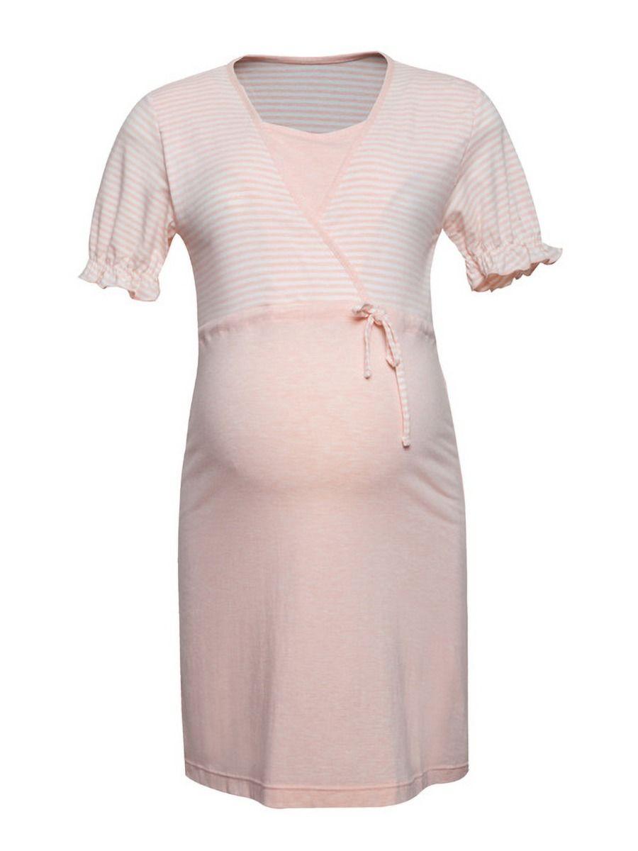 Autumn Maternity Long Sleeve Floral Print Dress Wholesale Women 16