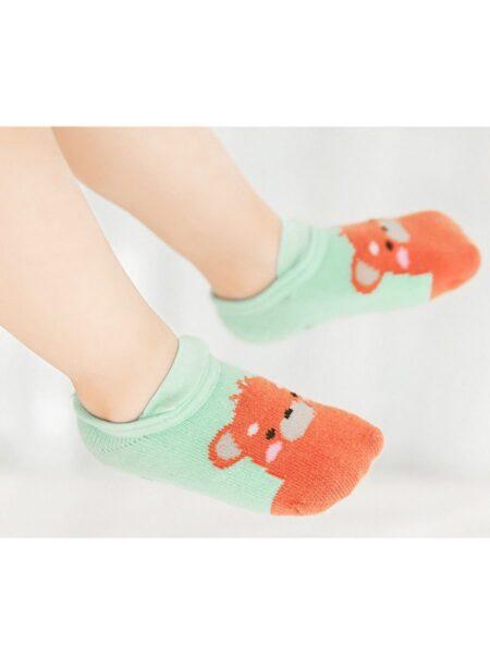 Toddler Unisex Cartoon Non-slip Floor Socks Wholesale Socks 2