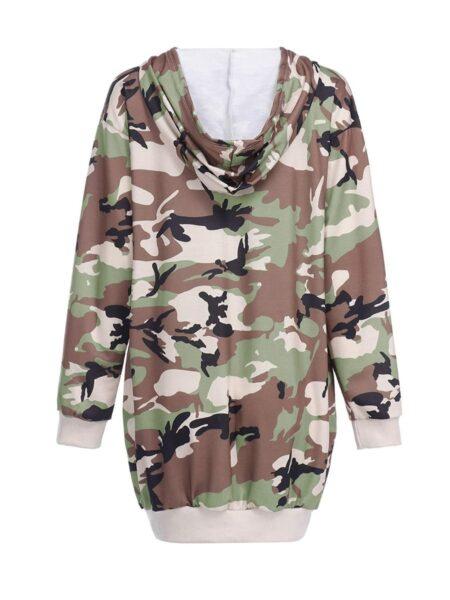Maternity Camouflage Hoodie Sweatshirt Wholesale Women MOMMY & ME 2021-08-24