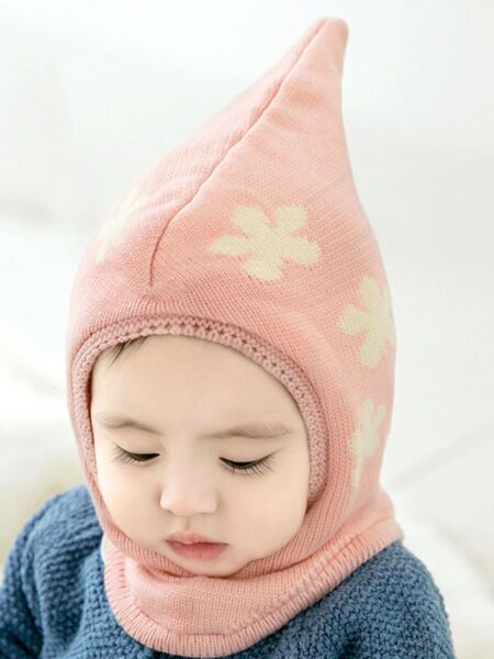 Baby Star Knit Hat Wholesale Hats ACCESSORIES Unisex