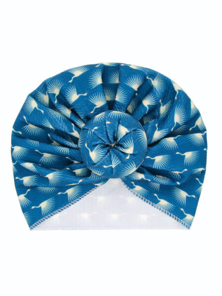 Baby Print knot Turban Hat ACCESSORIES Unisex