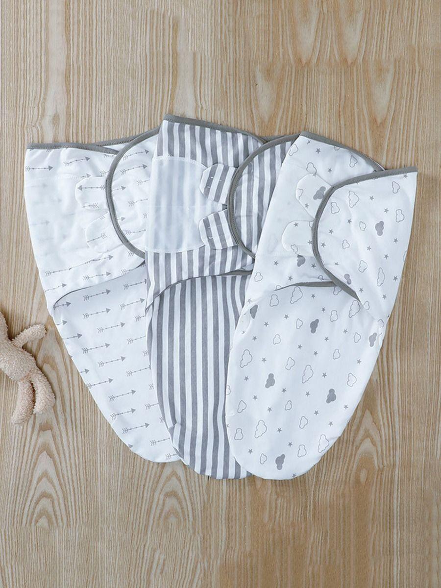 Newborn Baby Wrap Blanket Wholesale ACCESSORIES Unisex