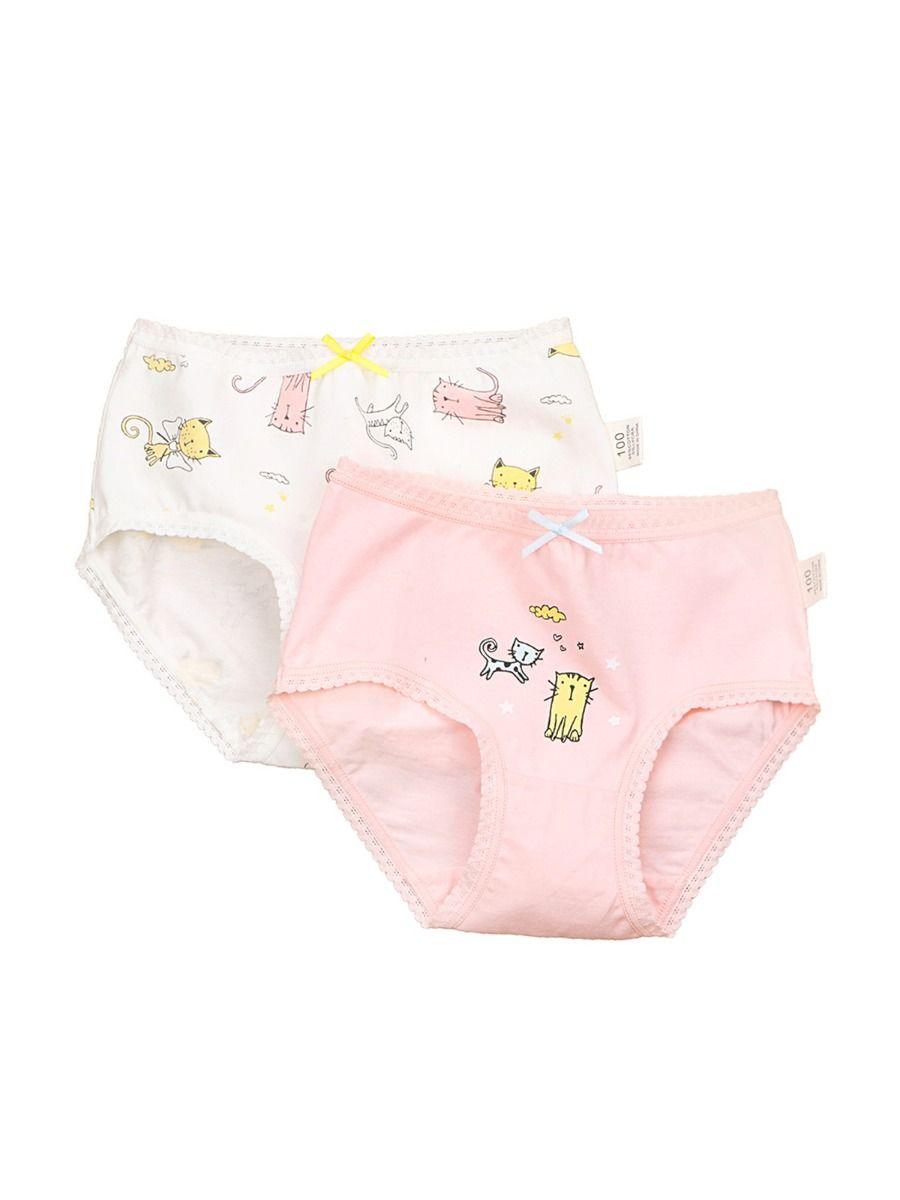 2-Piece Girl Cartoon Panties Set Wholesale ACCESSORIES 2021-08-16