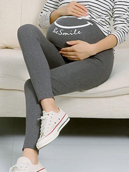 Be Smile Maternity Legging Pants Wholesale Women Leggings 2021-08-23