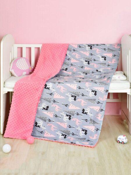 Baby Cartoon Blanket Wholesale 2