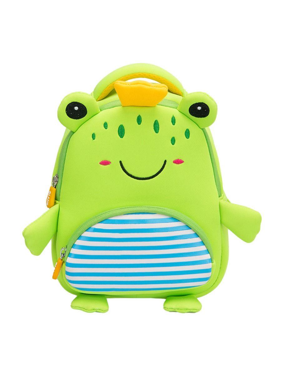 Toddler Frog Shape Backpack Wholesale