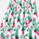 Mommy And Me Floral Print Cami Dress  Wholesale 5