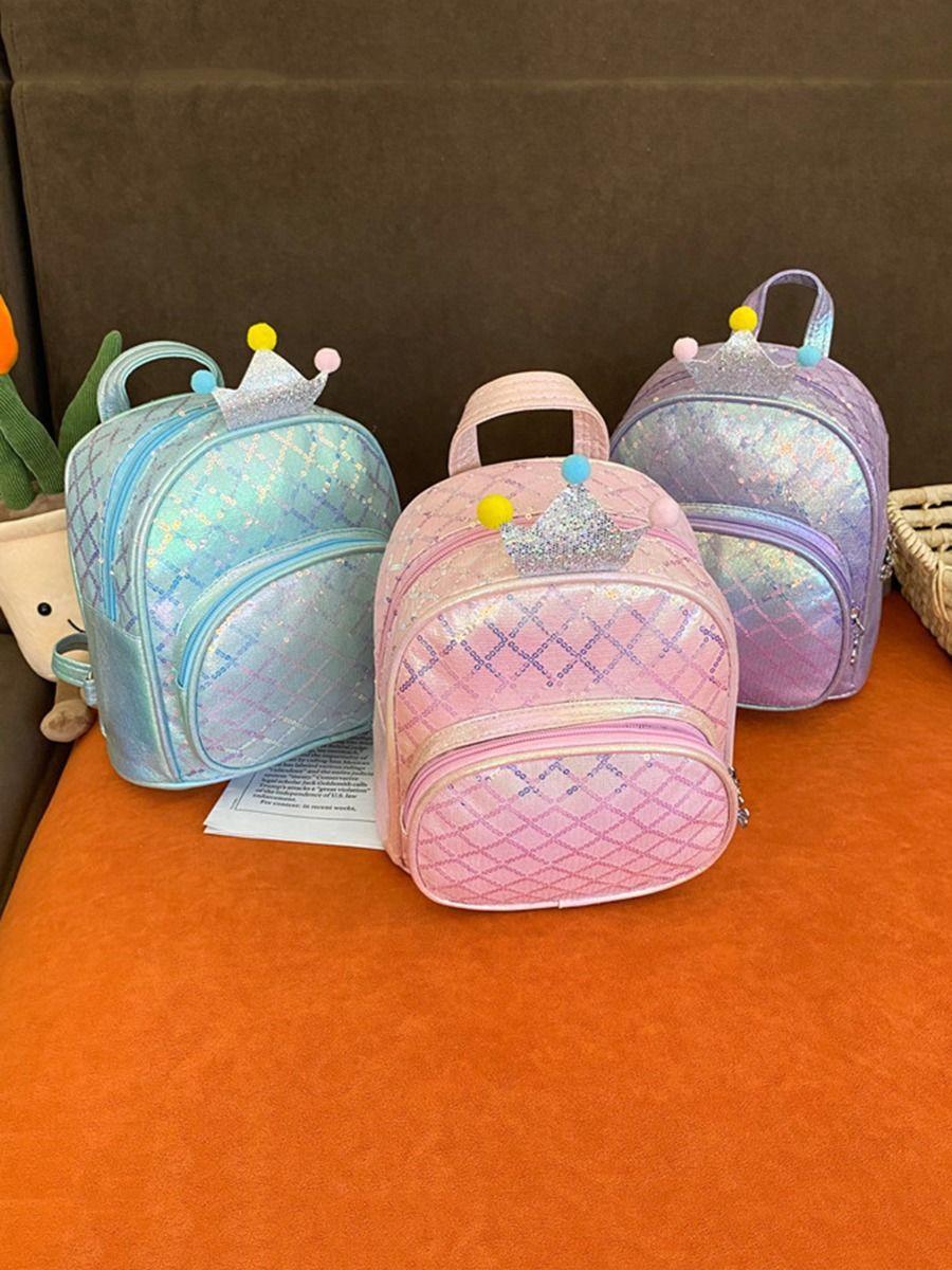 Sequins Unicorn Kid Backpack Wholesale ACCESSORIES 2021-08-18