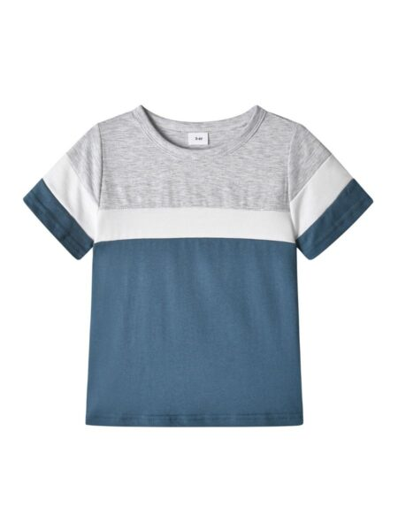 Color Blocking Family Matching T-shirt  Wholesale FAMILY MATCHING 2021-08-27