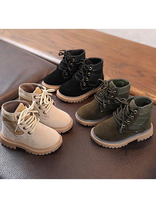Kid Boy Martin Boots Wholesale