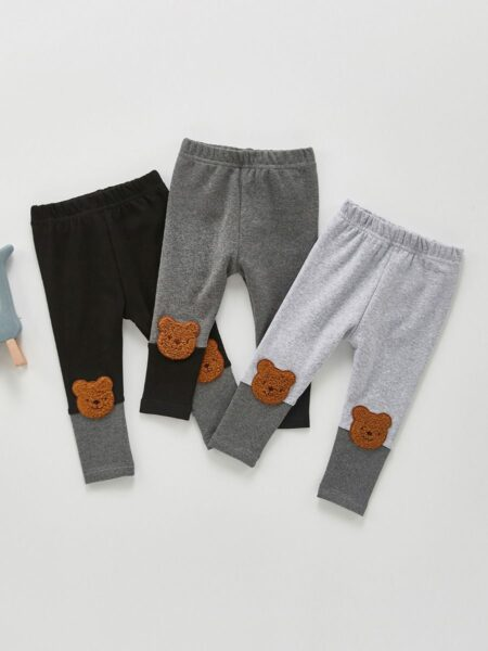 Bear Baby Trousers  Wholesale 2