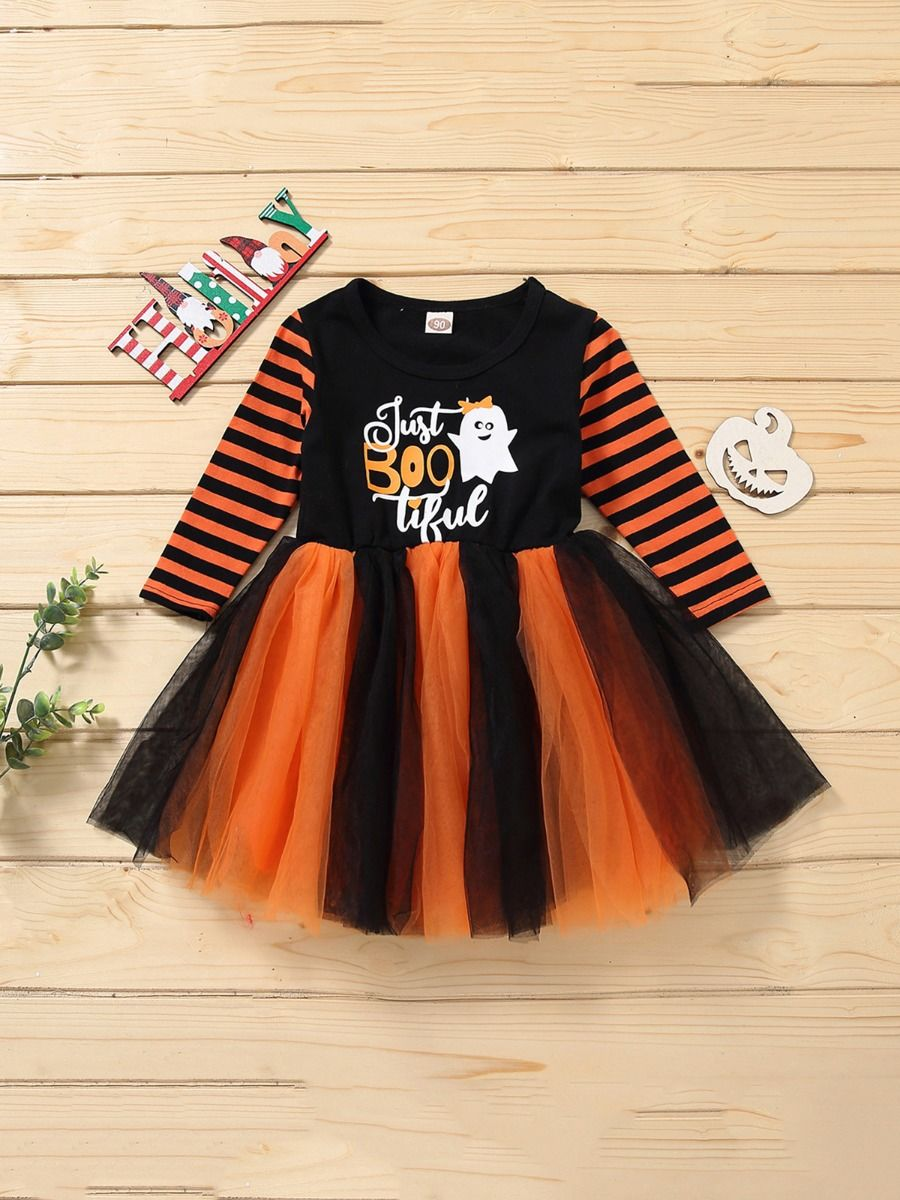 Just Boo-tiful Halloween Dresses For Girl  Wholesale