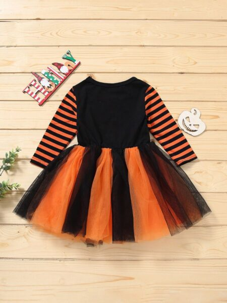 Just Boo-tiful Halloween Dresses For Girl  Wholesale 2