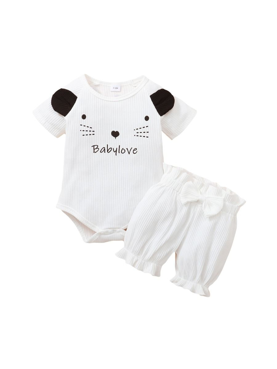 Thanksgiving Turkey Print Baby Girl Jumpsuit Wholesale Baby Clothes  Wholesale BABIES 2021-08-28