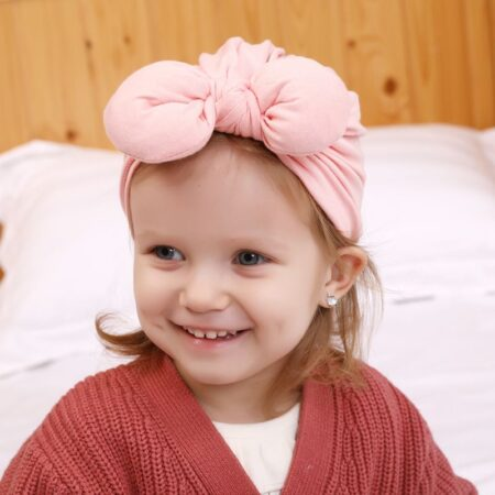 Fall Baby Toddler Kids Top Knot Muslim Turban Hat Wholesale ACCESSORIES Girls