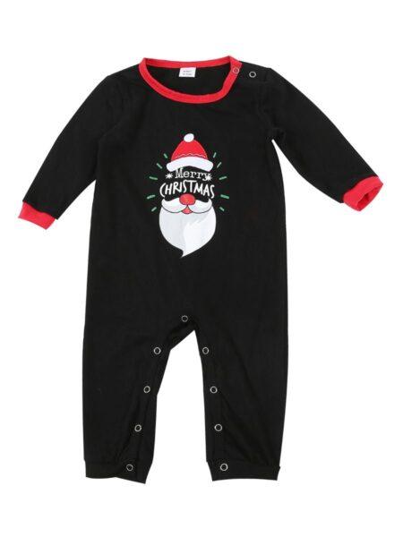 Family Matching Merry Christmas Santa Checked Sleepwear Set Wholesale FAMILY MATCHING 2021-09-17
