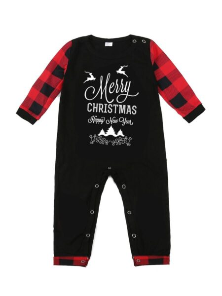 Family Matching Christmas Loungewear Plaid Set Wholesale Family Matching FAMILY MATCHING 2021-09-14