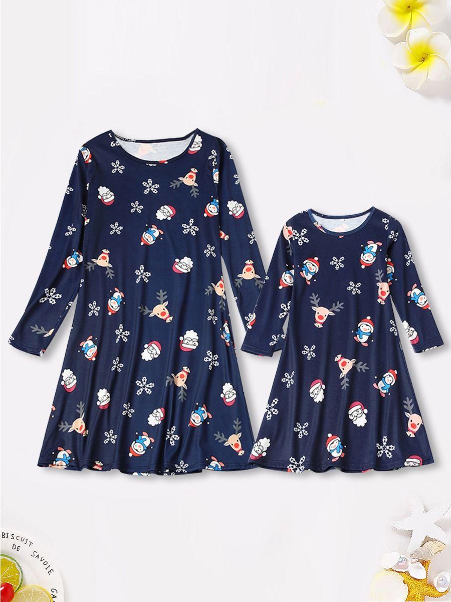 Family Matching Merry Christmas Plaid Nightwear Set Wholesale FAMILY MATCHING 2021-09-13