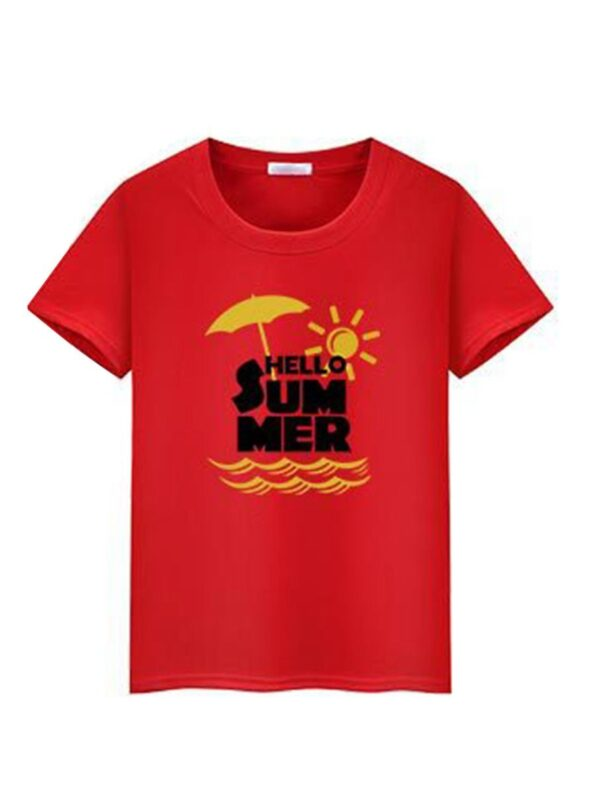 Father And Son Sun T-shirt Wholesale Family Matching 7