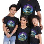 Family Matching Ramadan T-shirt In Black Wholesale Family Matching 3