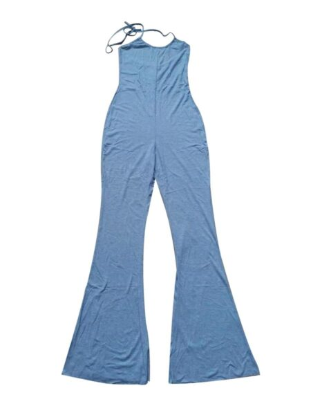 Mommy And Me Solid Color Cami Jumpsuit Wholesale Family Matching FAMILY MATCHING 2021-09-03