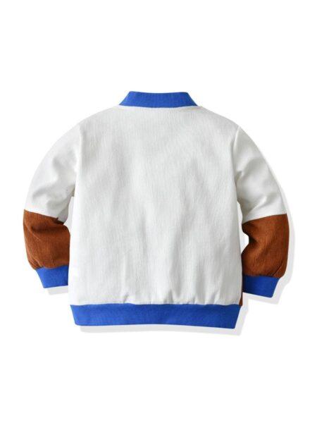 Corduroy Hit Color Kid Boys Coat Jacket Wholesale Boy Clothing  Wholesale BOYS 2021-09-07